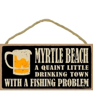 (Beer Mug & Fishing Design) A quaint lit