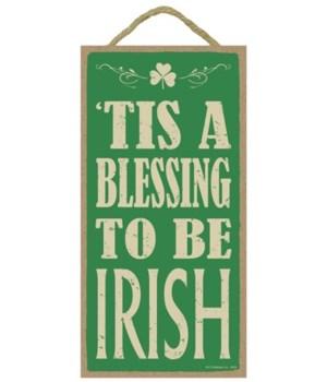 Tis a blessing to be Irish  5x10