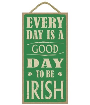 Every day is a good day to be Irish  5x1