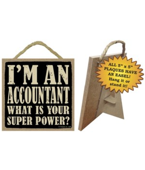 Accountant - What is your super power? 5