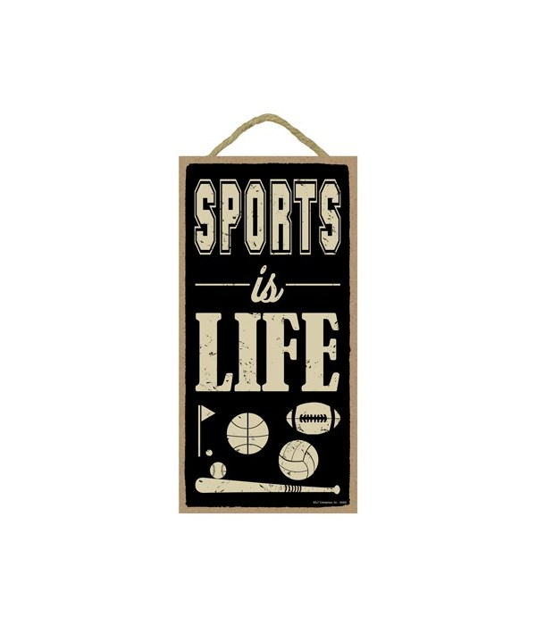 Sports is life 5x10