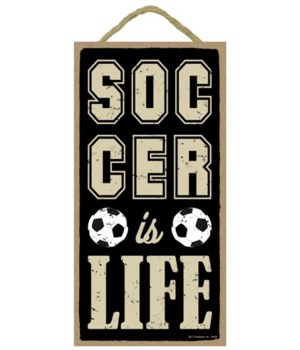Soccer is life 5x10