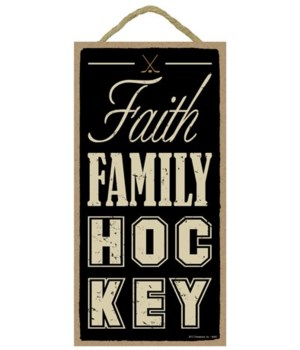 Faith Family Hockey 5x10