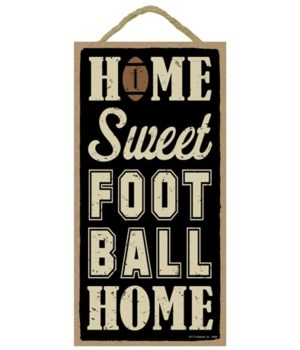 Home sweet (football) home 5x10