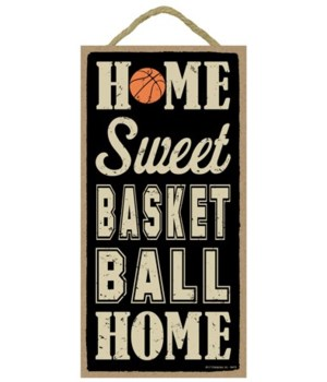 Home sweet (basketball) home 5x10