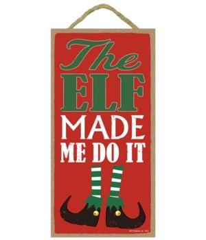 The elf made me do it 5x10