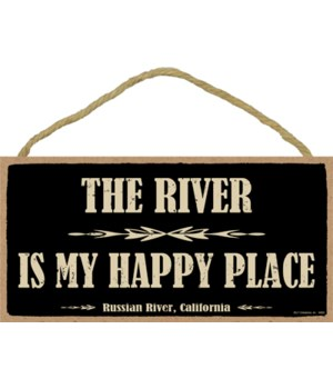 The River is my happy place - Russian Ri