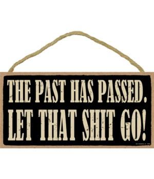 5x10 The past has past - Let that shit g