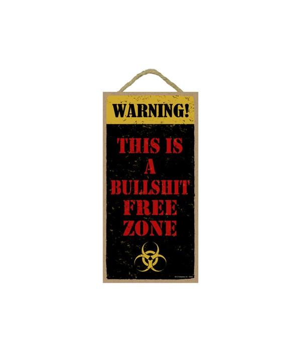 5x10 WARNING! This is a bullshit free zo