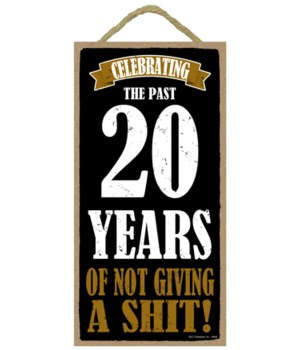5x10 Celebrating 20 years of not giving