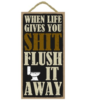 5x10 When life gives you shit, flush it