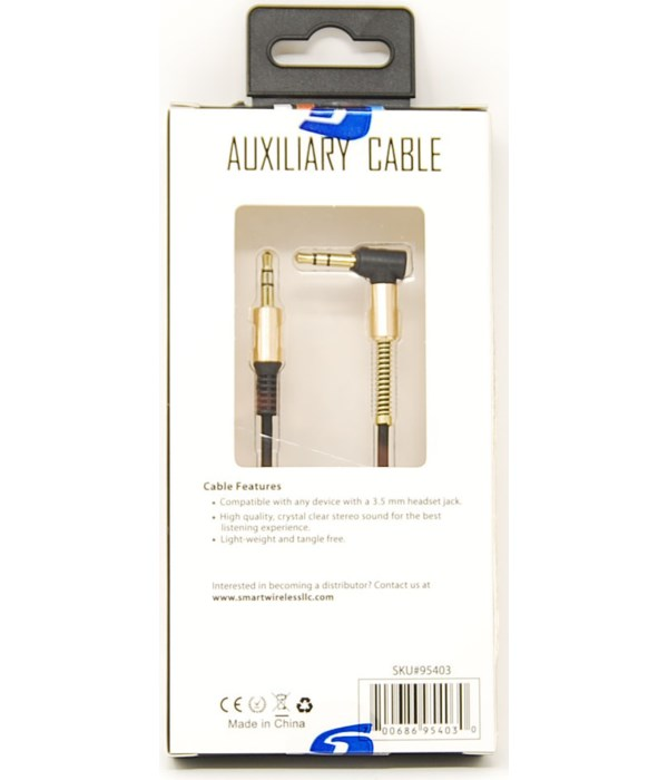 AUX cable w/ 3.5mm headset jack