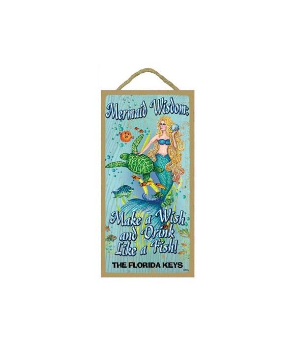 Mermaid Wisdom 5x10