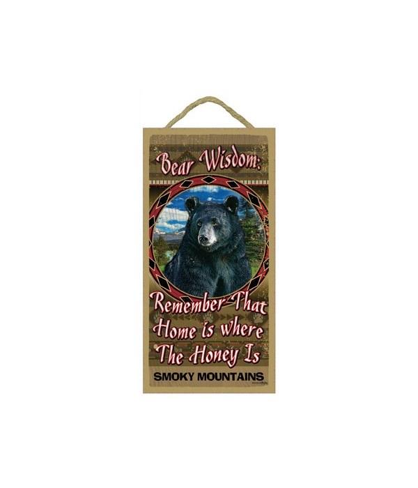 Bear Wisdom 5x10