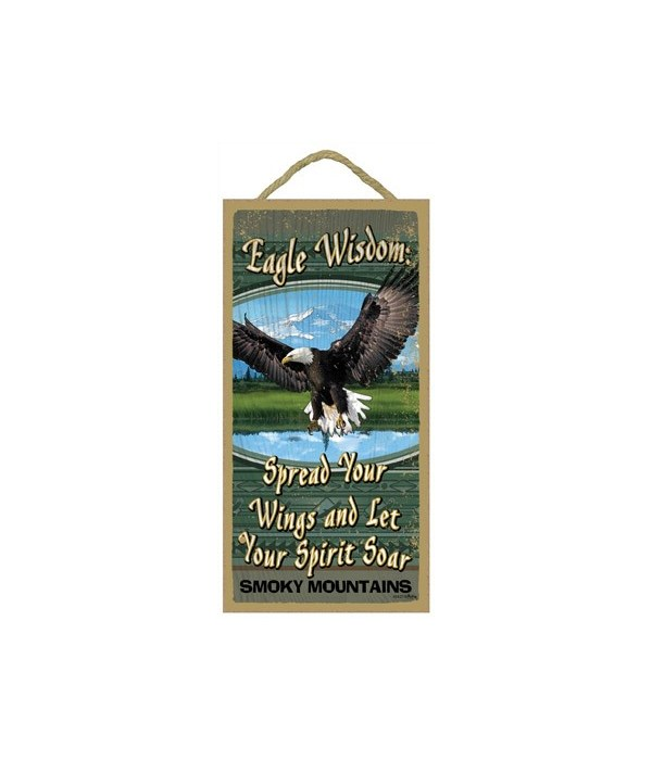 Eagle Wisdom 5x10