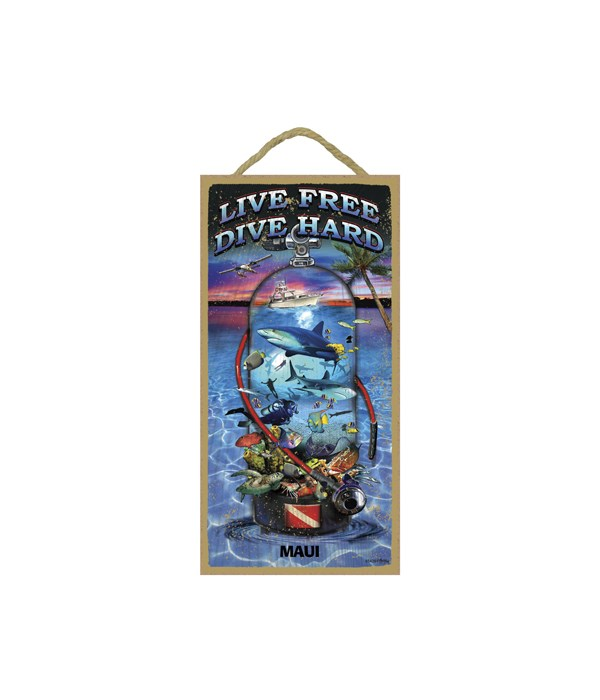 Live Free, Dive Hard 5x10