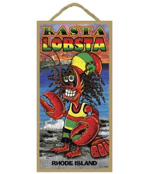 Rasta Lobsta - jamaican lobster 5x10