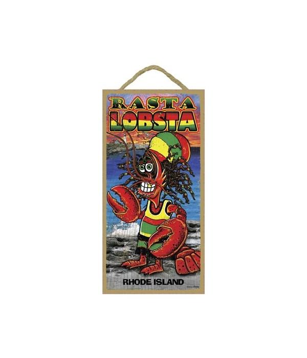 Rasta Lobsta - jamaican lobster 5x10