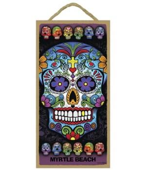 Skulls 5x10
