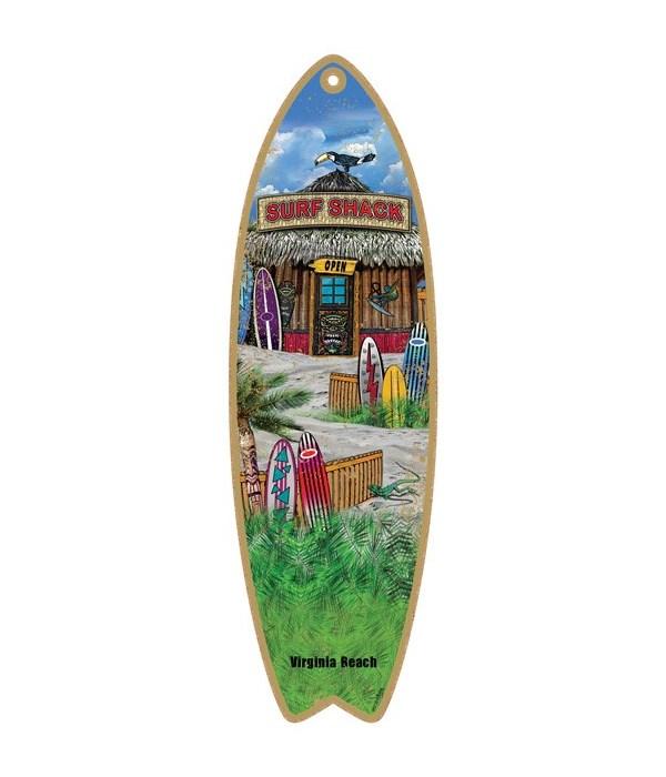 Surf Shack Surfboard