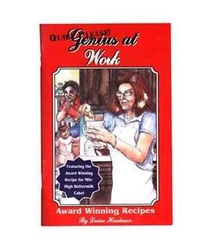 Genius at Work Cook Book