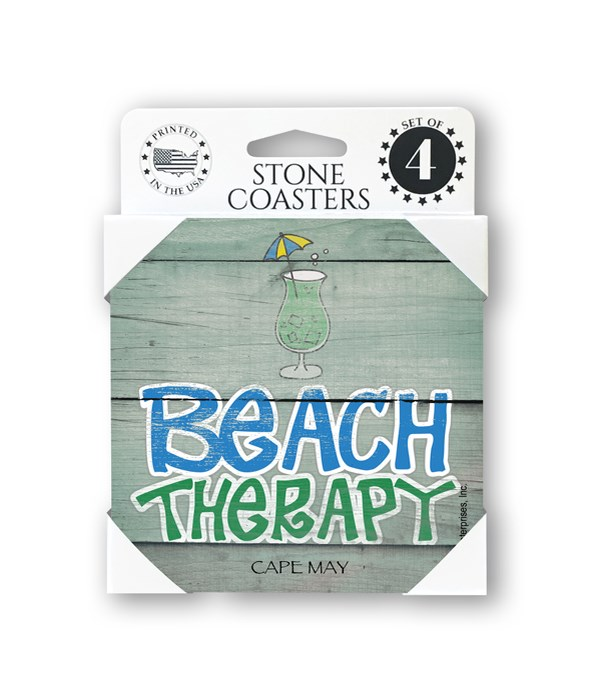 Beach Therapy - green cocktail