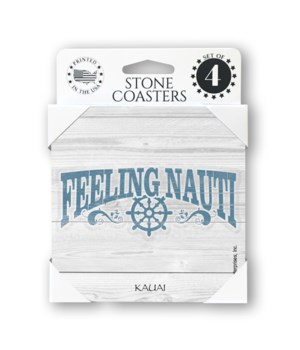 Feeling Nauti - nautical boat wheel