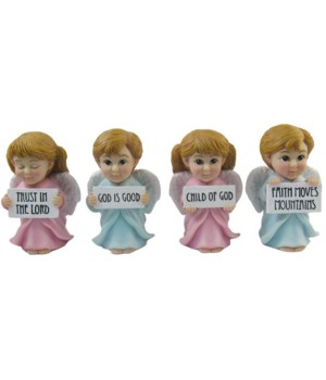 "4"" Children of The Lord (4asst/set Mini"