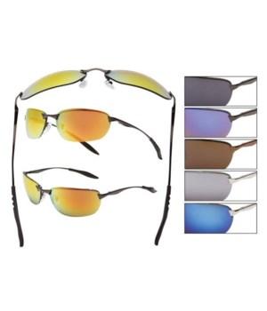 Metal Wire Sunglasses
