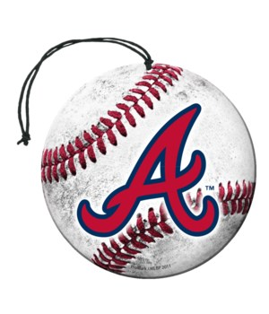 AIR FRESHENER - ATLANTA BRAVES