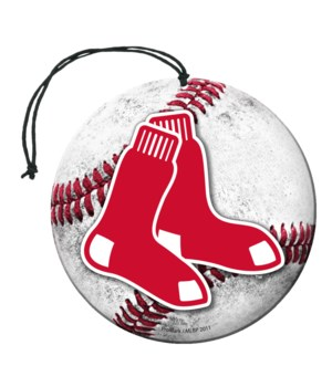 AIR FRESHENER - BOSTON RED SOX
