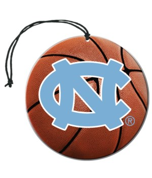 AIR FRESHENER - NC TARHEELS