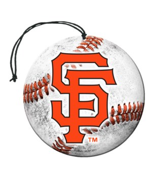 AIR FRESHENER - SF GIANTS
