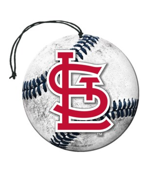 AIR FRESHENER - ST LOUIS CARDINALS