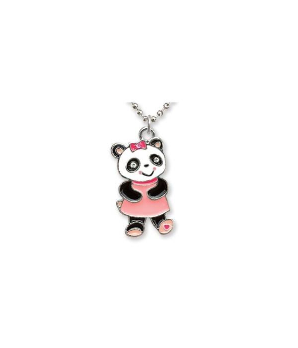 Panda Pendant w/Box 6PC