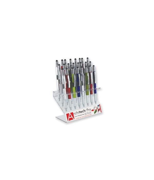 Architech Pro 5-in-1 Pen 24PC