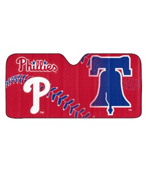 AUTO SUNSHADE - PHIL PHILLIES
