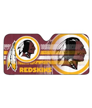AUTO SUNSHADE - WASH REDSKINS - UNIVERSA