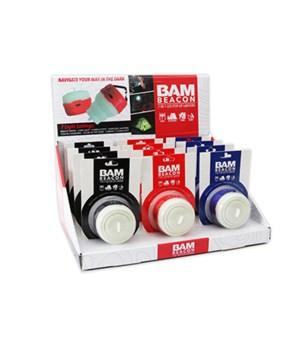 BAM Beacon 7-in-1 LED Lantern 12PC