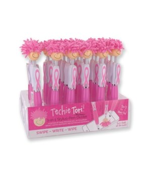 Techie Tori - Pen with Duster 24PC