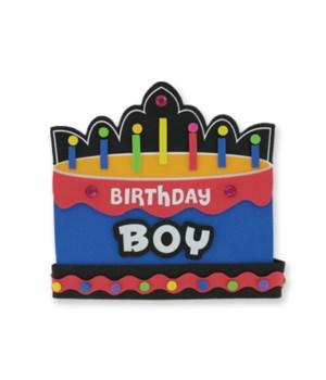 Birthday Boy Party Hat 12PC