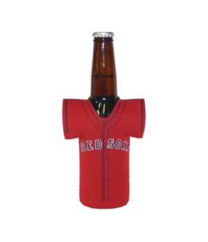 BOSTON RED SOX BOTTLE JERSEY