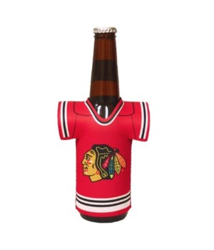 CHIC BLACKHAWKS BOTTLE JERSEY