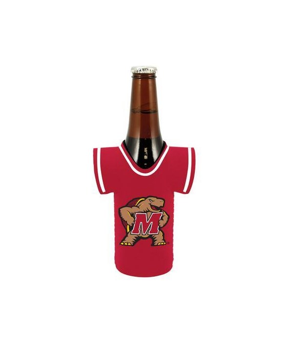 MARYLAND TERPS BOTTLE JERSEY