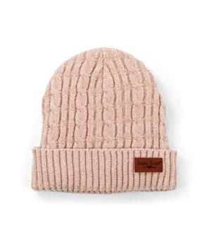 Blush Beyond Soft Chenille Hat 6PC