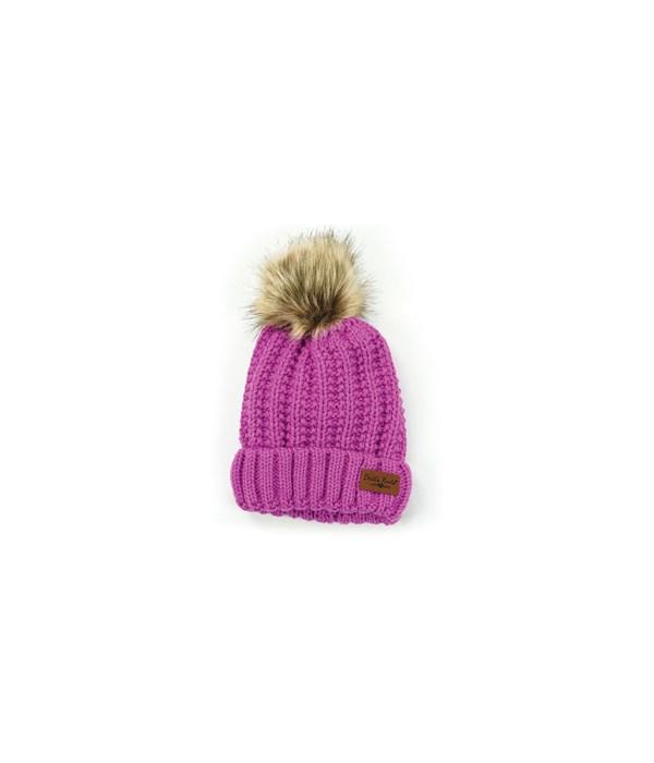 Berry Bitties-Kid's Pom Hat 4PC