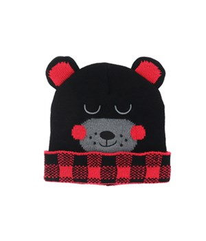 Bear Critter Collection Hat 6PC
