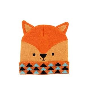 Fox Critter Collection Hat 6PC