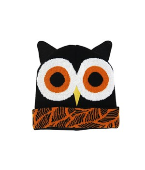 Owl Critter Collection Hat 6PC