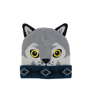 Wolf Critter Collection Hat 6PC